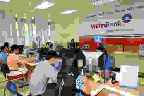VietinBank tuyển dụng cán bộ chi nhánh toàn hệ thống tháng 10.2015