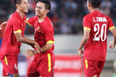 U19 Việt Nam 1-0 U19 Myanmar (Kết thúc)