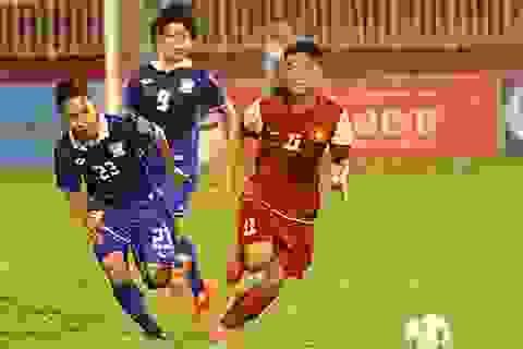 Trọng tài Dương Mạnh Hùng quyết đòi HCĐ cho U21 Việt Nam