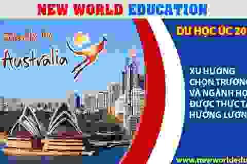 Chọn trường và ngành học nào khi du học Úc?