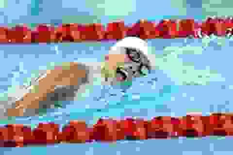 Thành tích thấp, Ánh Viên vẫn vào chung kết 200m hỗn hợp