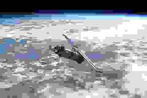 Vệ tinh Mỹ ghi nhận chớp lửa lóe lên gần máy bay Nga trước khi rơi