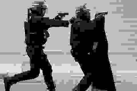 7 giờ căng thẳng vây ráp nghi phạm khủng bố Paris