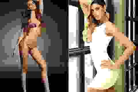 """Hoa hậu Colombia lên tiếng về lời mời đóng phim """"mát"""" giá 1 triệu đô"""