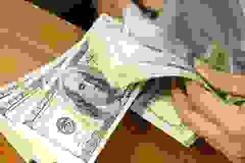 Tỷ giá USD/VND sụt giảm mạnh