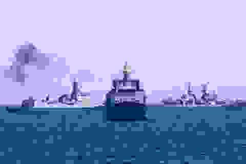 Vấn đề Biển Đông: Nga xoá ảo tưởng của Trung Quốc