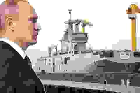 Việt Nam có cần mua tàu Mistral?