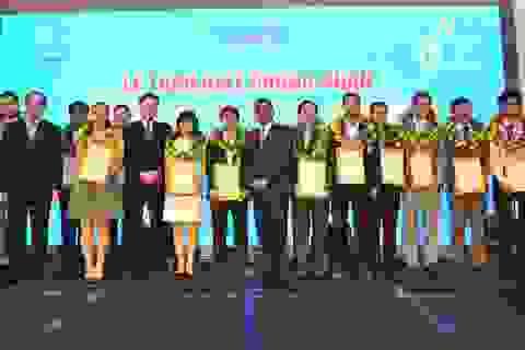 Việt Nam bình chọn Top 50 doanh nghiệp CNTT hàng đầu năm 2015