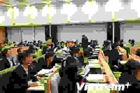 Tỉnh Aichi muốn thu hút nhân lực Việt trong lĩnh vực công nghiệp