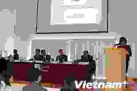 Việt Nam tham gia tọa đàm tại Mexico giới thiệu Cộng đồng ASEAN