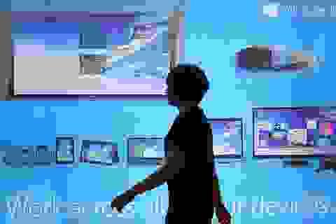 Windows 10 có mặt trên 14 triệu thiết bị chỉ sau 24 tiếng