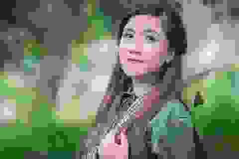 9x Sài Thành hóa thân thành nữ thanh niên xung phong xinh đẹp