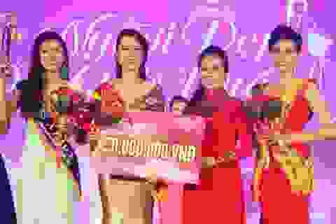 """Xưng """"nhầm"""" danh hiệu, BTC Người đẹp du lịch Huế bị phạt 15 triệu"""