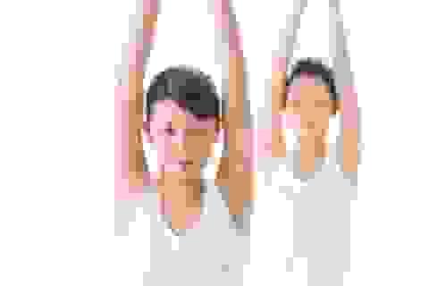 14 động tác yoga buổi tối