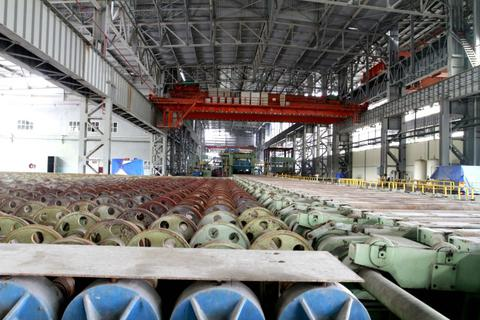 """""""Hậu"""" dự án Vinashin tại Quảng Ninh: Những nhà máy nghìn tỉ bỏ hoang"""