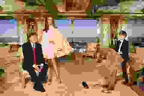 """Cận cảnh """"cung điện trên không"""" của Tổng thống đắc cử Donald Trump"""