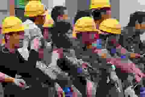 Doanh nghiệp Trung Quốc ồ ạt sa thải