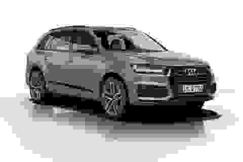 Audi Q7 mới lạ trong gói độ chính hãng