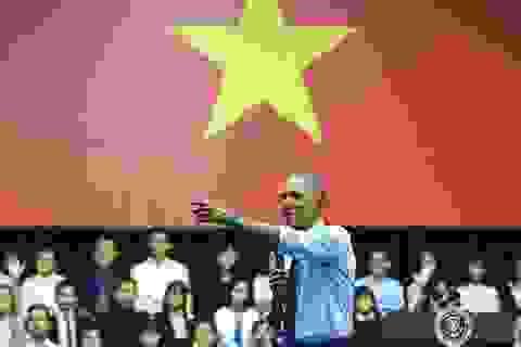 Một giờ đối đáp cởi mở giữa Tổng thống Obama và giới trẻ Việt