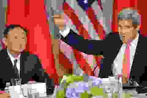 """Mỹ-Trung đối thoại thường niên sau những màn """"đấu khẩu"""" về Biển Đông"""