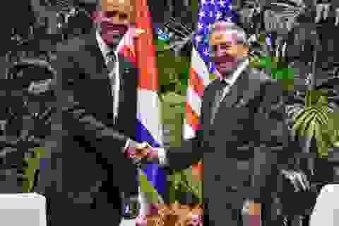 Obama: Tôi đến Cuba để chôn sâu tàn dư cuối cùng của Chiến tranh Lạnh