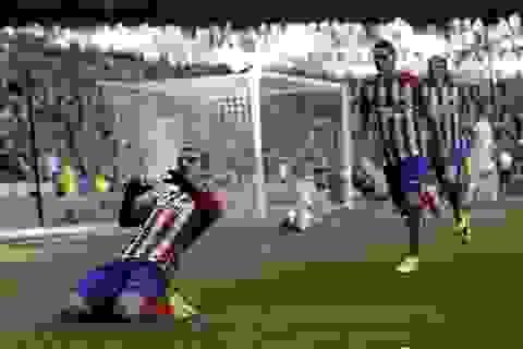 Real Madrid 0-1 Atletico: Griezmann ghi bàn duy nhất