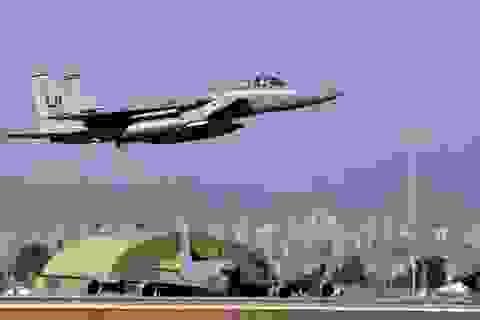 Mỹ xây sân bay quân sự ở miền Bắc Syria để chống lại IS
