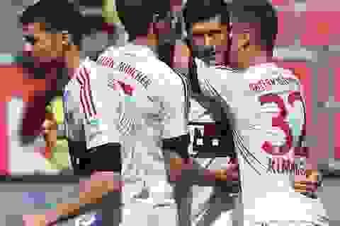Bayern Munich vô địch Bundesliga lần thứ 26