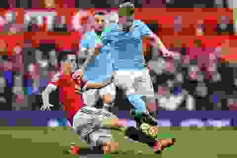 Man City - Man Utd: Những kẻ cùng khổ