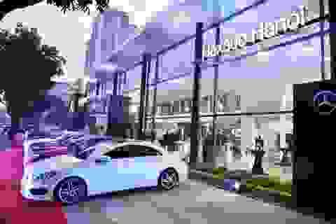 Hà Nội đã có trung tâm đầu tiên đạt chuẩn SM600/ASM14 của Mercedes-Benz