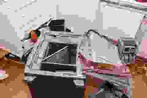 """Người dân Làng Sen ở Odessa yêu cầu trả lại tiền """"bị đánh cắp"""""""