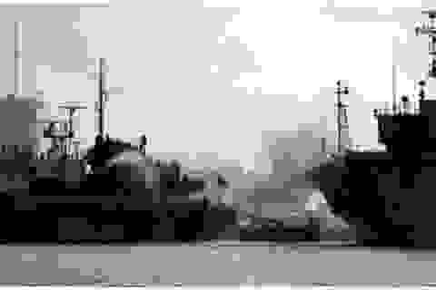 NATO tập trận tại Biển Đen đúng ngày khai mạc Hội nghị thượng đỉnh