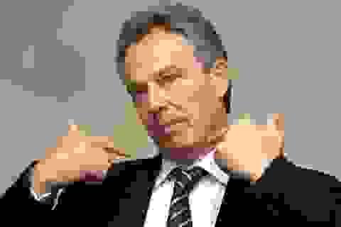 """Cựu Thủ tướng Tony Blair bị cấm dùng """"chùa"""" các đại sứ quán Anh"""