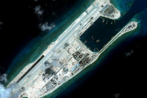 Mỹ-Philippines thảo luận cách đối phó Trung Quốc trên Biển Đông