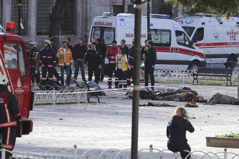 Nổ lớn rung chuyển Thổ Nhĩ Kỳ, ít nhất 10 người chết
