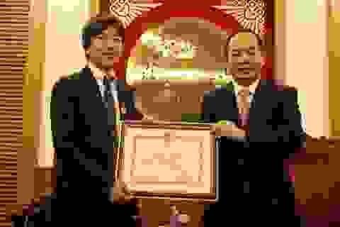 HLV Miura về nước, hẹn sẽ sớm trở lại Việt Nam