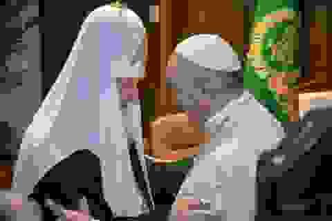 Giáo hoàng Francis và Đại giáo chủ Nga gặp gỡ lịch sử tại Cuba