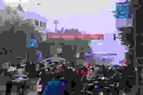 Tạm giữ hình sự 2 đối tượng liên quan đến vụ nổ súng tại Sầm Sơn