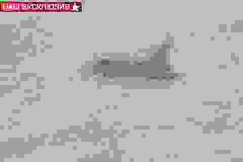 Video chiến đấu cơ NATO bám đuổi máy bay của Bộ trưởng Quốc phòng Nga