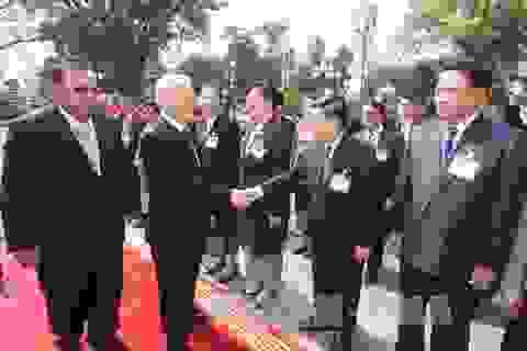 Thúc đẩy quan hệ hữu nghị hợp tác toàn diện Việt Nam-Lào