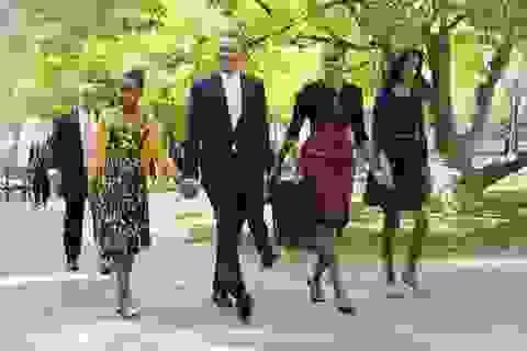 Hé lộ bên trong ngôi nhà gia đình Tổng thống Obama sẽ ở khi rời Nhà Trắng