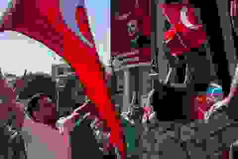 4 thách thức chờ đợi Thổ Nhĩ Kỳ sau đảo chính