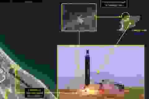Triều Tiên bị nghi phóng tên lửa Musudan từ sân bay