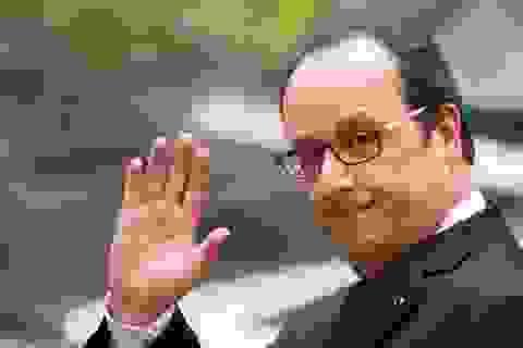 Tổng thống Pháp Hollande sắp thăm Việt Nam