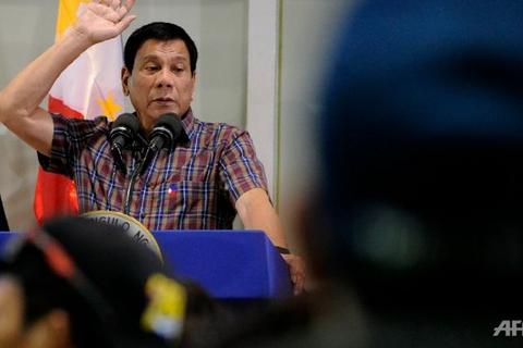 Tổng thống Philippines đả kích Tổng thống Mỹ Obama