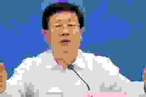 Quyền Bí thư thành ủy kiêm Thị trưởng Thiên Tân bị điều tra tham nhũng