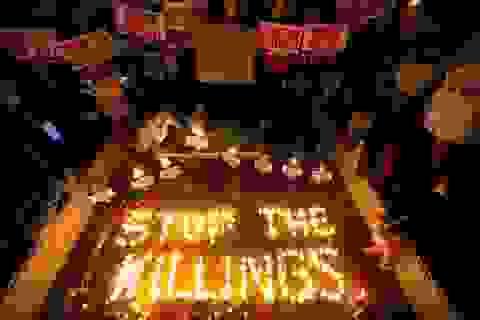 Ba người Hàn Quốc bị bắn chết tại Philippines