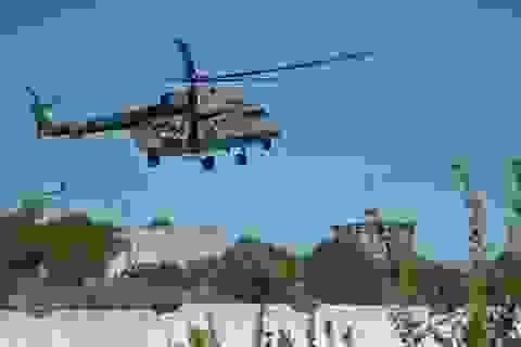 Trực thăng Mi-8 của Nga gặp nạn, 19 người thiệt mạng