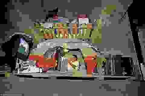 Cuộc sống bên trong khu ổ chuột giữa lòng nước Mỹ