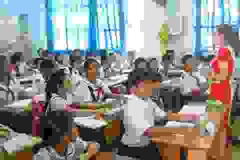 Những áp lực vô hình của giáo viên